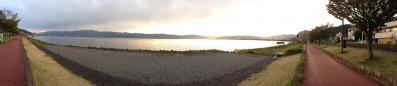 諏訪湖パノラマ