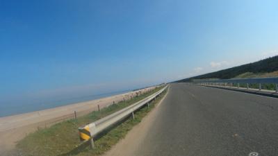 長い直線道路1