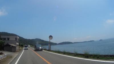 浜名湖&つぶて島