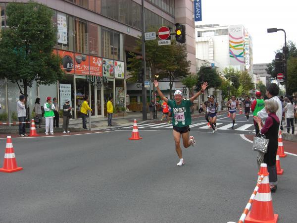 第一回山形マラソン大会