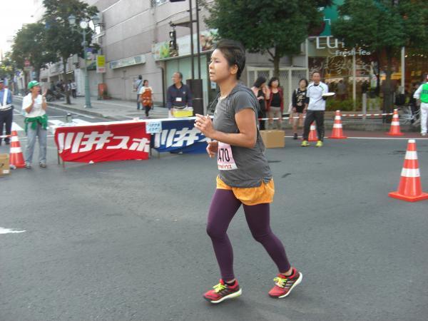 第一回マラソン大会