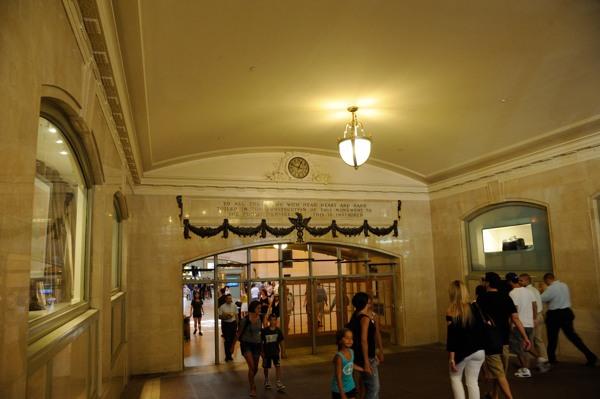グランドセントラル駅6