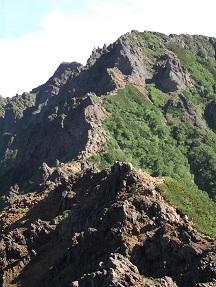 地蔵横岳7.31