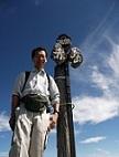 赤岳頂上記念7.31