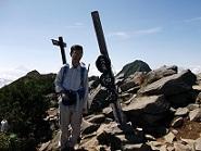 横岳記念8.28