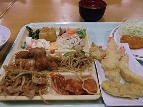 おおるり夕食2013.9