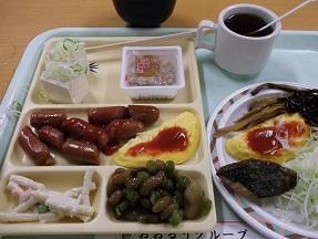 おおるり朝食2013.9