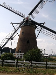 オランダ風車2013