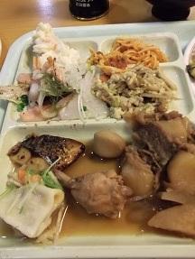 紅葉夕食1 2013.10