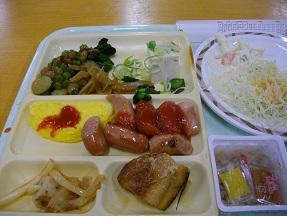 朝食2013.7