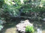 日本庭園浜松城