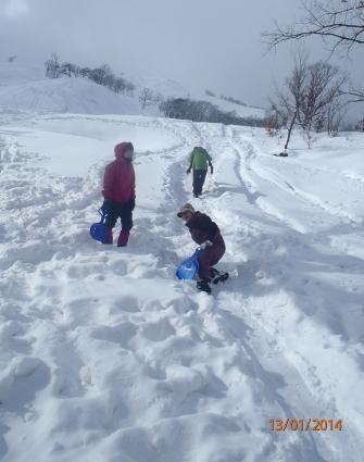 深入山スノーハイキング 014-001