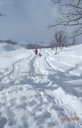 深入山スノーハイキング 009-001