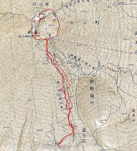 130527 富士山