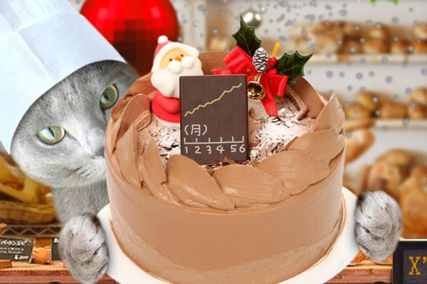クリスマスケーキ14