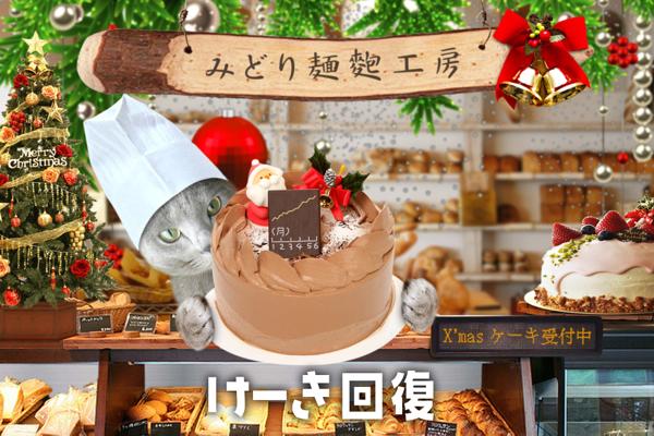 クリスマスケーキ15