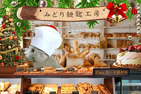 クリスマスケーキ24
