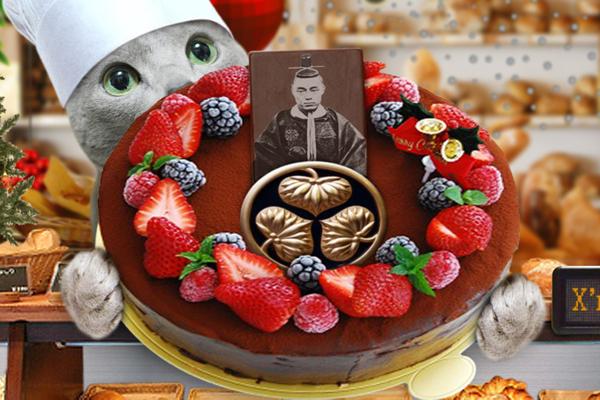 クリスマスケーキ26