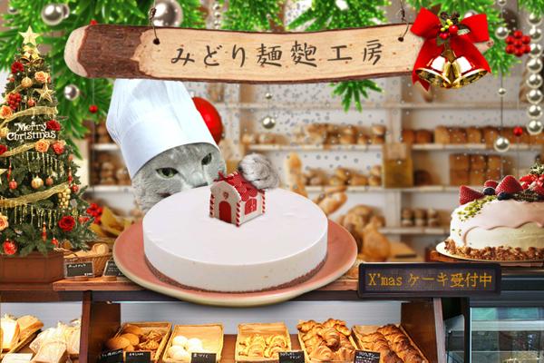 クリスマスケーキ32