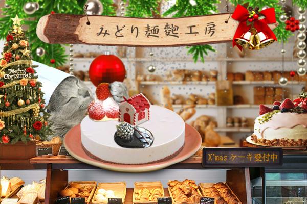 クリスマスケーキ34