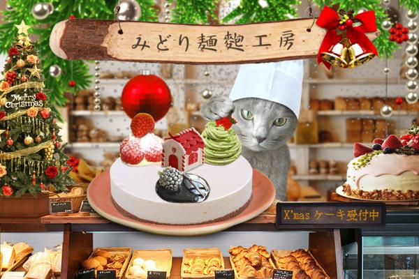 クリスマスケーキ35