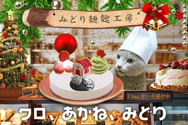 クリスマスケーキ36
