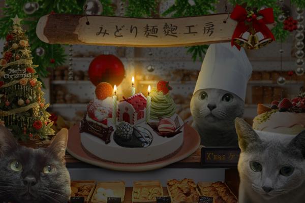 クリスマスケーキ39
