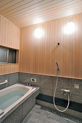 白井邸 浴室 (1)