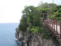 城ケ崎 吊り橋 灯台 s