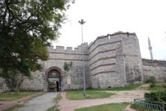 テオドシウスの城壁 トプカプ門 2 縮