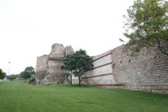 テオドシウスの城壁 トプカプ門 縮