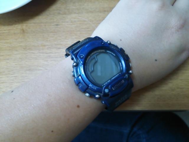 ムダな時計
