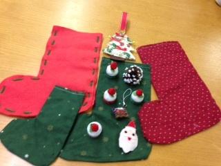 手作り5 クリスマス