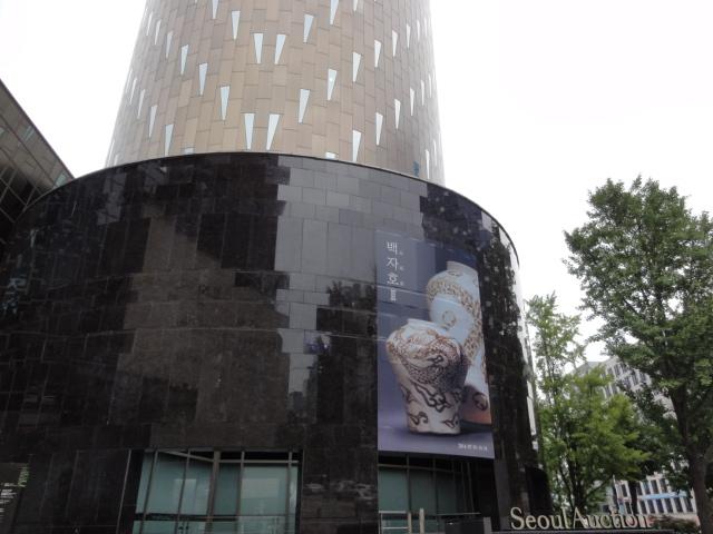 2014年9月2日 湖林博物館新沙分館 概観
