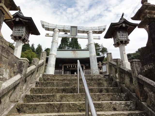 2014年9月14日 陶山神社
