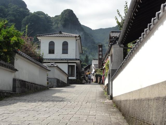 2014年9月15日 伊万里大川内山 町の風景