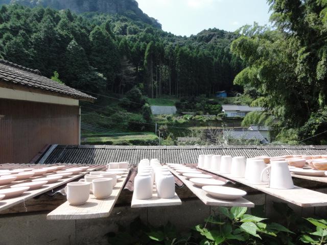 2014年9月15日 伊万里大川内山 焼き物の里らしい風景