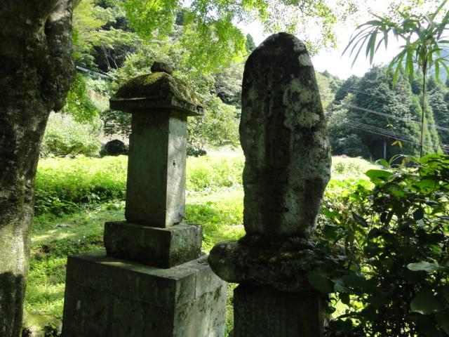2014年9月15日 伊万里大川内山 高麗人の墓