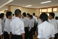 全校合唱練習1
