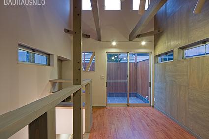 敷地12坪の家の空間