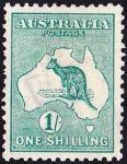 オーストラリア・カンガルー(1913)