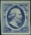オランダ最初の切手