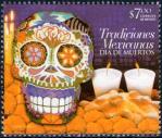 メキシコ・死者の日(2012)