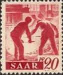 ザール20ペニヒ(1947)