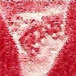 ザール20ペニヒ(1947・部分拡大)