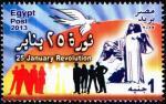 エジプト1月革命2周年