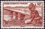仏領西アフリカ・1947年シリーズ(バマコ)