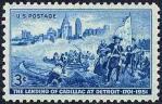 キャディラックのデトロイト上陸250年
