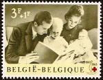 ベルギー赤十字切手(1963)