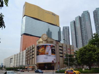 MGMがパンジー・ホー氏と組んで07年12月にオープンした「MGMマカオ」